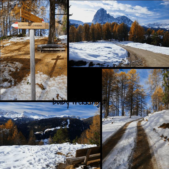 Rifugio Seurasas con le ciaspole, meraviglia in Val Gardena