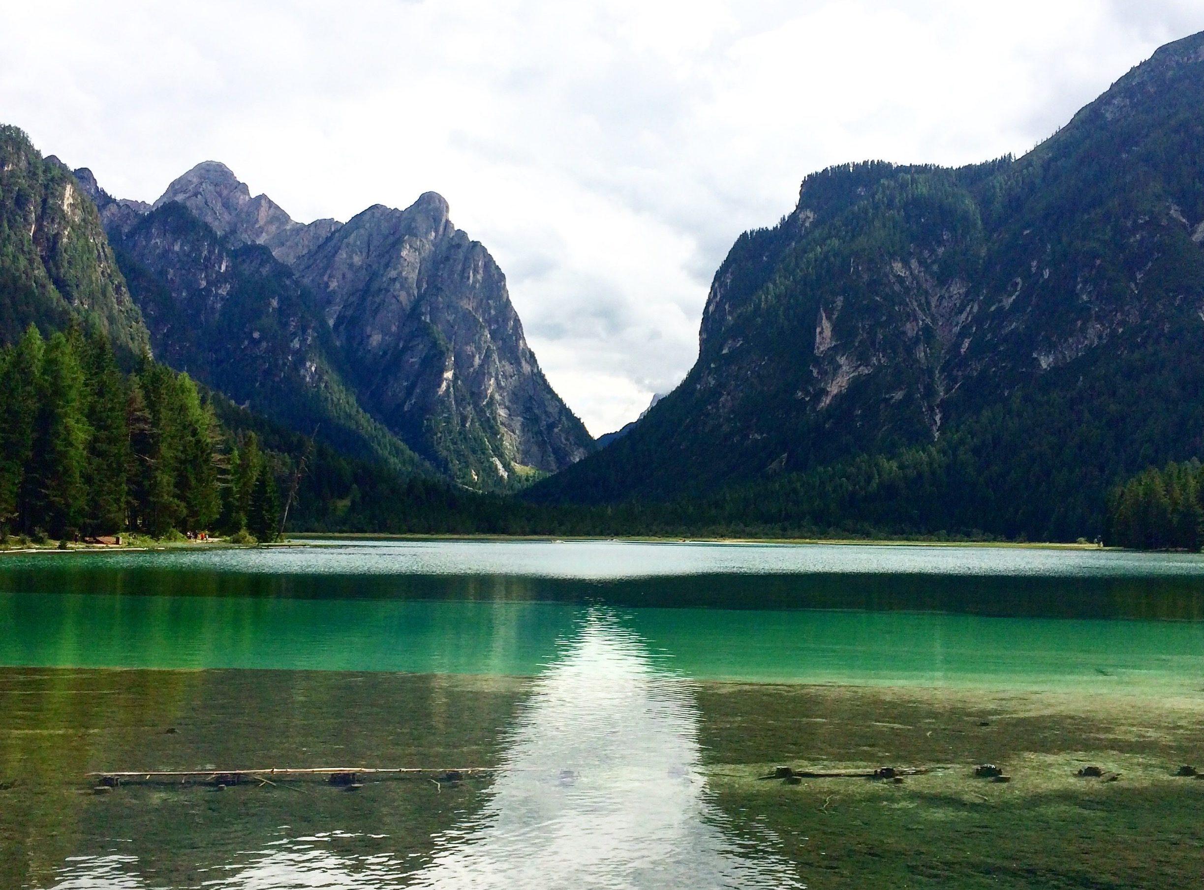 I 5 laghi dell'Alto Adige perfetti per bambini e cani
