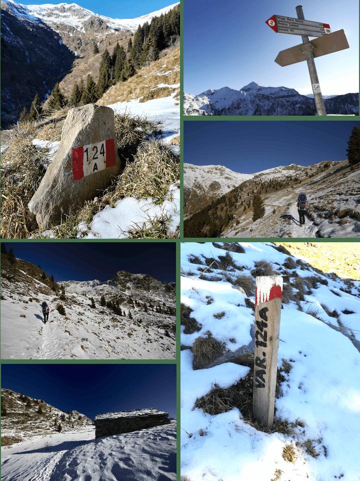 In Val Brembana coi bambini: al Rifugio Balicco con la neve