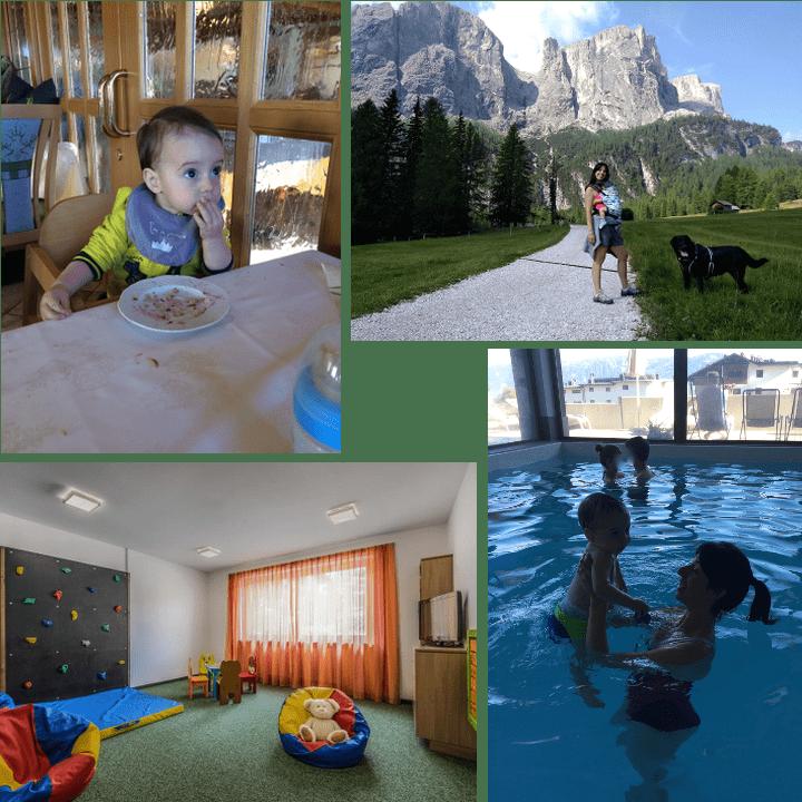 Hotel per bambini e cani in Alto Adige: idee e suggerimenti