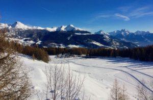 Torgnon: in inverno in Valle d'Aosta con bimbi e cani