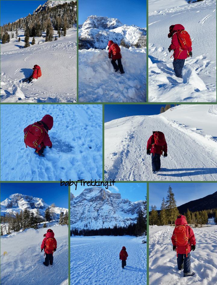 In montagna con i bambini: scegliere il proprio zaino