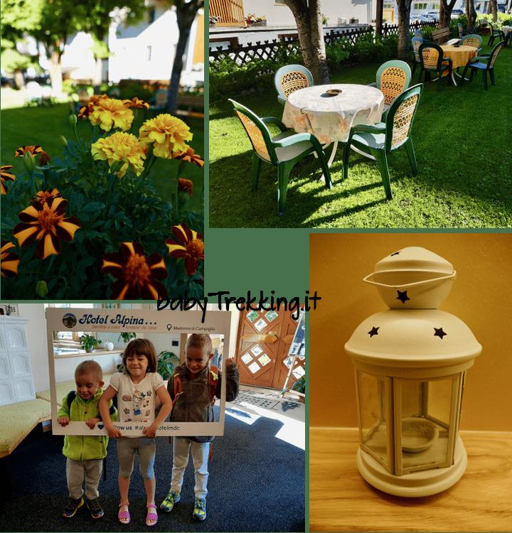 Hotel Alpina: a Madonna di Campiglio, coccole per bambini e genitori