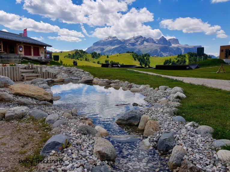 Moviment Alta Badia: Piz la Ila, Piz Sorega e Pralongià, paradiso dei bambini