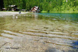 Rifugio Lago Nambino: a Madonna di Campiglio con i bambini