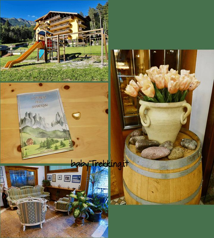 Coi bambini in Val di Fiemme: a Tesero, il segreto dell'Hotel Shandranj